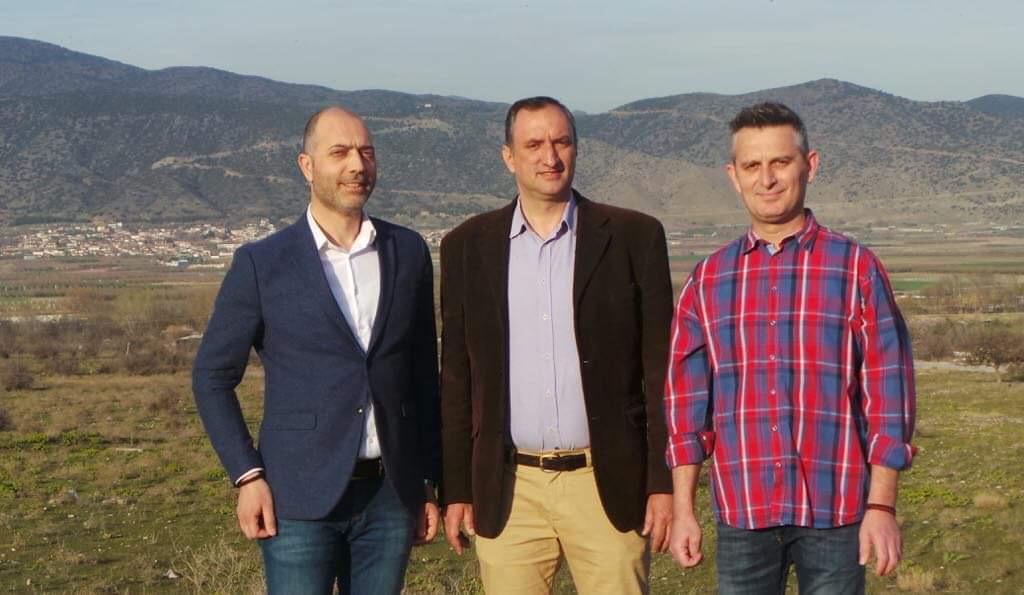 Πρώτες υποψηφιότητες του υποψήφιου Δημάρχου Τυρνάβου Γιάννη Κόκουρα