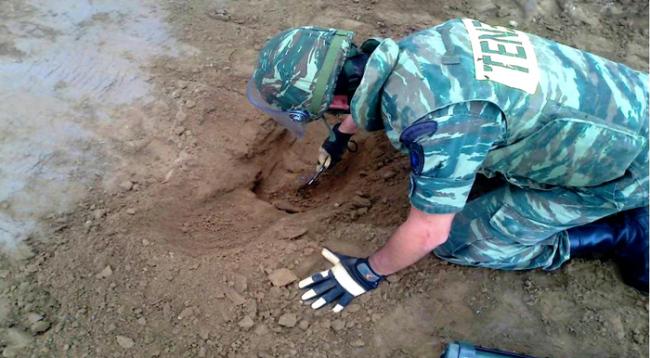 Βρέθηκε χειροβομβίδα στην πλατεία χωριού κοντά στη Λάρισα - Επιχείρηση από τον στρατό για την εξουδετέρωσή της