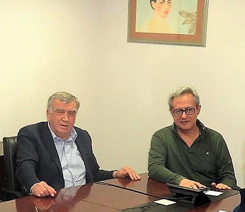 Αναβαθμίζεται το Περιφερειακό Ιατρείο Νίκαιας, με συνεργασίατου διοικητή της 5ης ΥΠΕ Ν. Αντωνίου και του δημάρχου Θανάση Νασιακόπουλου
