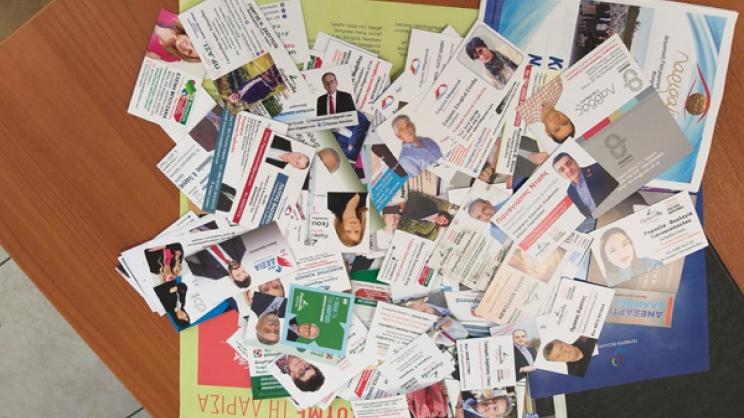 Αυτά τα επαγγέλματα στη Λάρισα κάνουν χρυσές δουλειές λόγω εκλογών!