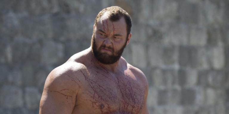 Συλλεκτική φωτό: Οταν το «Βουνό» του Game of Thrones ήταν 18 και έπαιξε μπάσκετ στην Αμαλιάδα [εικόνες]