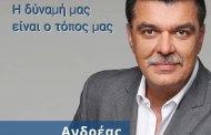 Ανδρέας Πάτσης: Υποψήφιος βουλευτής Ν. Γρεβενών