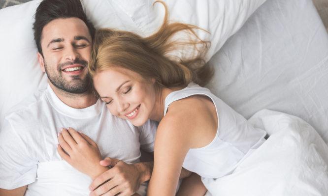 Πόσες φορές την εβδομάδα κάνουν σεξ τα ευτυχισμένα ζευγάρια