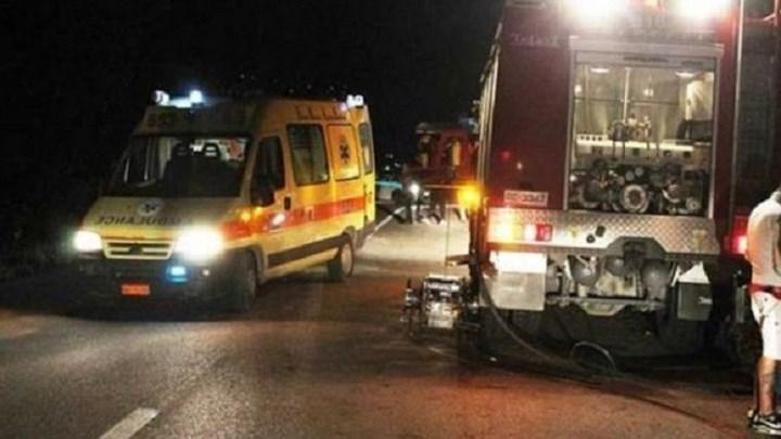 Ένας 40χρονος σκοτώθηκε σε τροχαίο