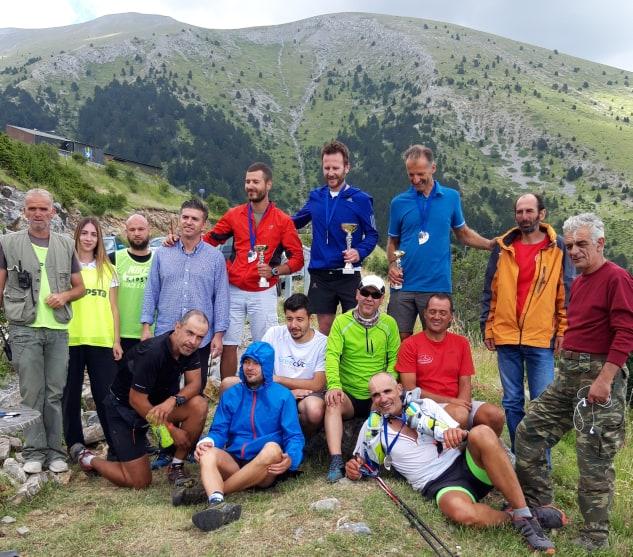 Με επιτυχία ο Ορειβατικός αγώνας Ολύμπου ΖΕΥΣ - Η Περιφέρεια Θεσσαλίας στηρίζει τον αθλητικό τουρισμό