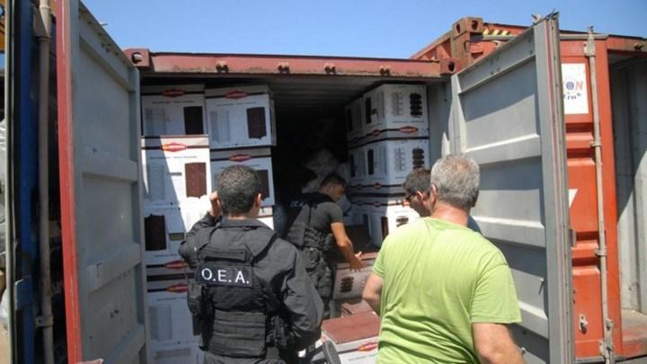 Συναγερμός στο Ρέθυμνο: Εντοπίστηκε φορτηγό που μετέφερε όπλα και πυρομαχικά