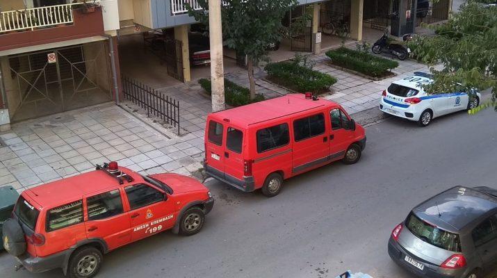 ΣΟΚ: Ανήλικη κοπέλα αποπειράθηκε να αυτοκτονήσει στο κέντρο της Λάρισας! (ΦΩΤΟ)