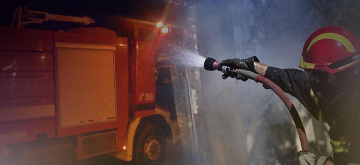 Τραγωδία: Ένας νεκρός από πυρκαγιά σε διαμέρισμα