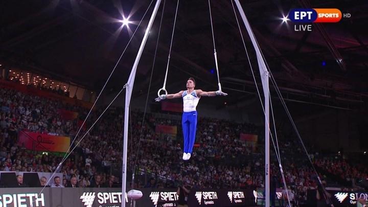 Παγκόσμιο Πρωτάθλημα: Στην τέταρτη θέση ο Λευτέρης Πετρούνιας