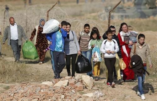 Λάρισα: 70 οικογένειες προσφύγων στο ξενοδοχείο Δοχός της Καρίτσας