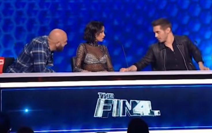 The Final Four: «Πάγωσε» ο Χατζηγιάννης – Αυτός φλερτάρει με τη Ζέτα