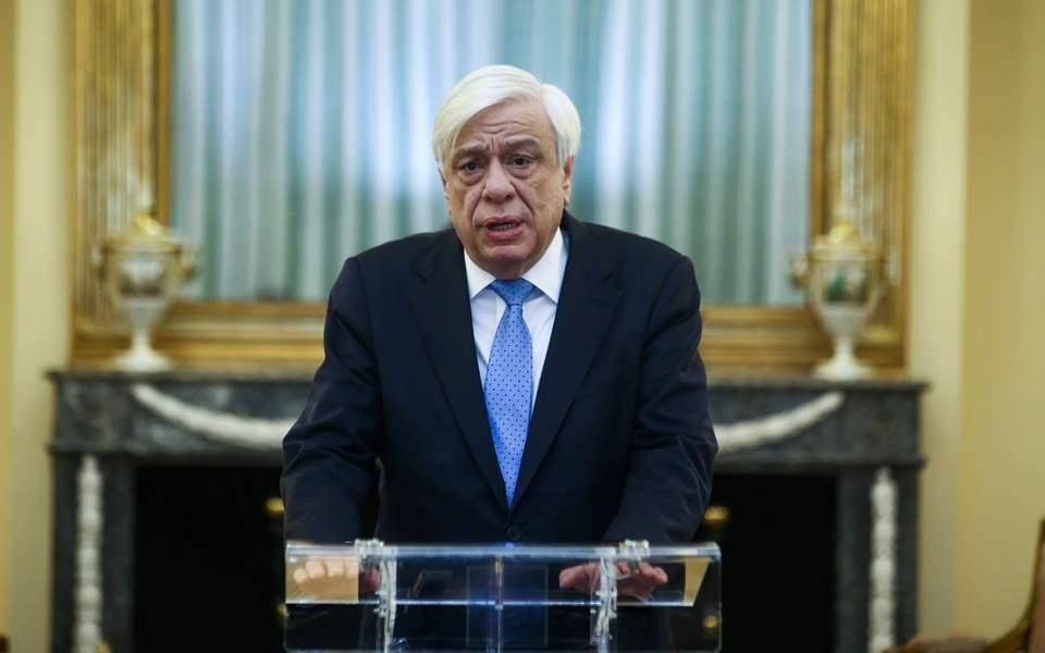Παυλόποπουλος: Νέα περίοδος στις σχέσεις Ελλάδας - Κίνας