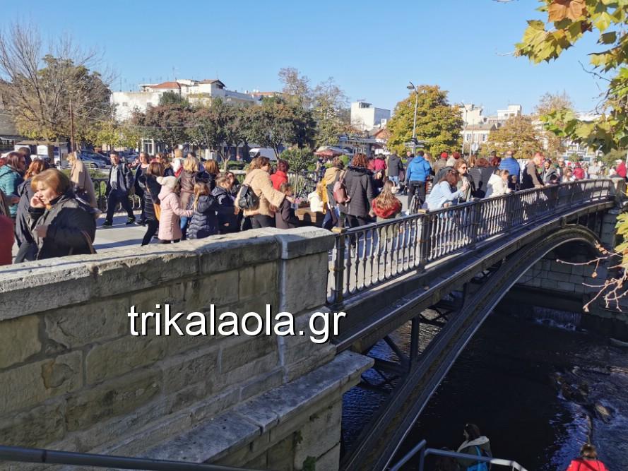 ΤΡΙΚΑΛΑ: Χιλιάδες επισκέπτες από το πρώτο Σαββατοκύριακο του Μύλου των Ξωτικών (βίντεο-φωτό)