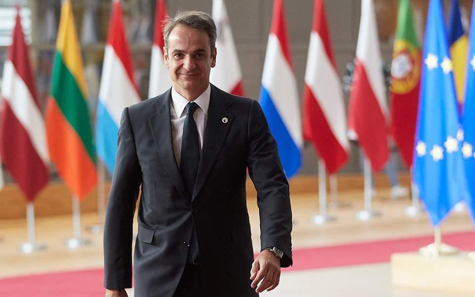Καταδίκη του μνημονίου Τουρκίας-Λιβύης ο στόχος Κυρ. Μητσοτάκη στη Σύνοδο Κορυφής