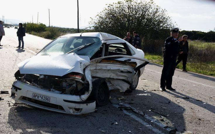 Τραγωδία: Σκοτώθηκαν σε τροχαίο δύο νέοι άνθρωποι