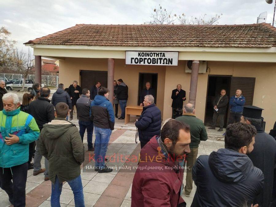 Ξεσηκωμός και οργή στους Γοργοβίτες για το Κέντρο Φιλοξενίας μεταναστών στη ΒΙ.ΠΕ. (+Φώτο +Βίντεο)