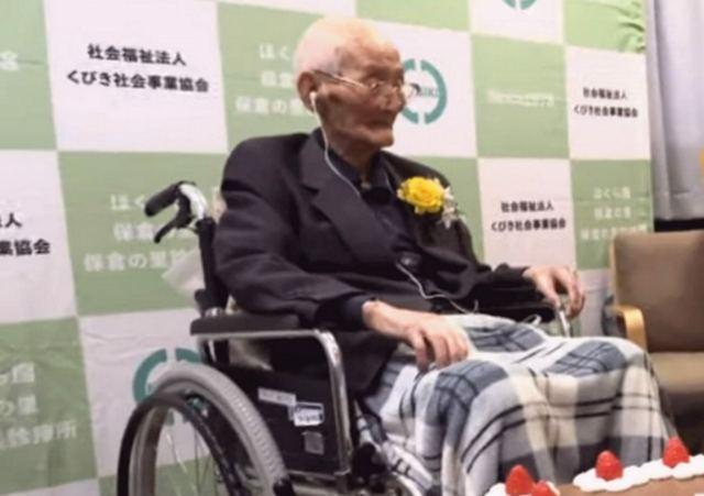 Παλικάρι… 112 ετών! Ο γηραιότερος άνδρας του κόσμου! video