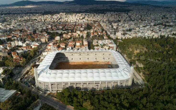 Η ανάρτηση της ΑΕΚ για το νέο γήπεδο: Τα πάντα είναι εδώ