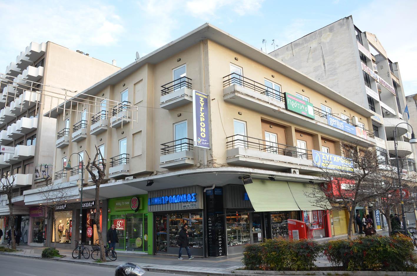 Λάρισα: Αστικές… «διαθλάσεις» στην Οδό Κύπρου