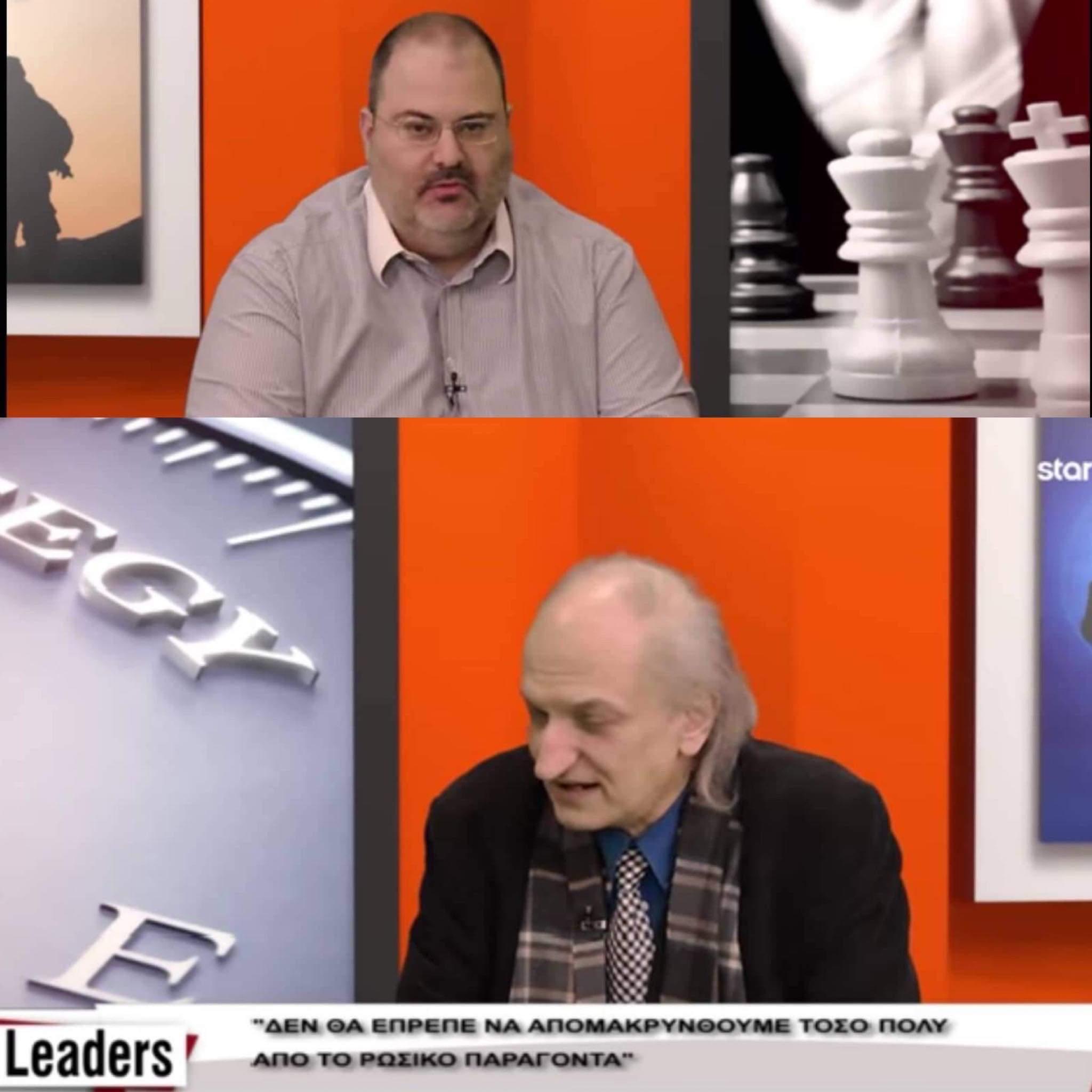 Αθ. Δρούγος στους Leaders: Οι Γερμανοί στηρίζουν τον Ερντογάν (video)