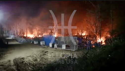 Φωτιά στον Έβρο: Η Αθηνά Κρικέλη στην πρώτη γραμμή μας ενημερώνει (ΒΙΝΤΕΟ)