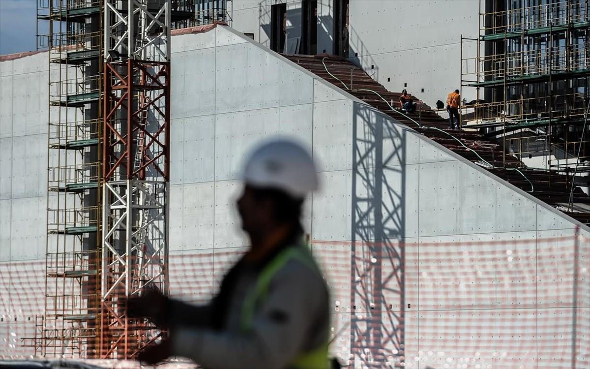 Κρίσιμη η συμβολή της βιομηχανίας υποδομών και κατασκευών στην εθνική προσπάθεια δυναμικής ανάκαμψης της οικονομίας την επόμενη μέρα της πανδημίας
