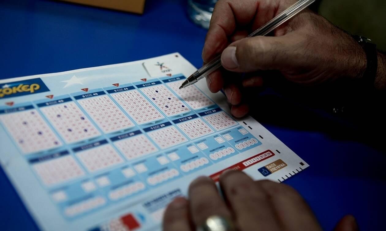 Τυχερός στη Λάρισα κέρδισε 50.000 ευρώ με δύο 5άρια στο Τζόκερ