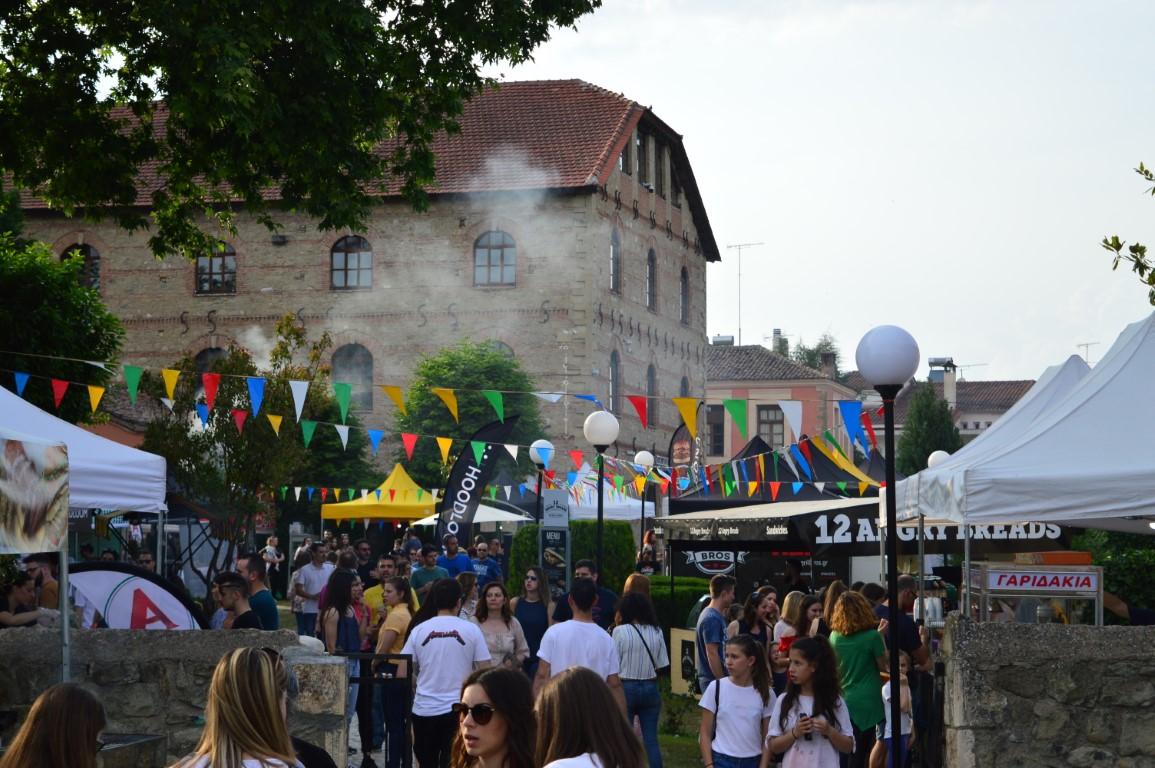 Τρίκαλα. Τι θα γίνει με παζάρι και Street Food Festival