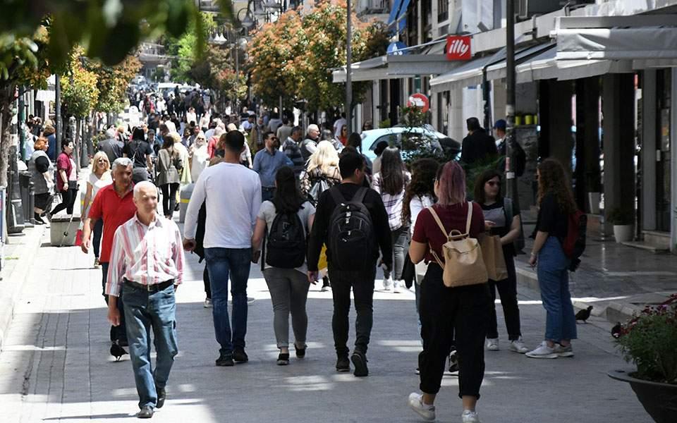 Απαισιόδοξοι 6 στους 10 Ελληνες για το μέλλον της οικονομίας λόγω κορωνοϊού