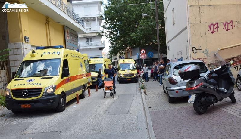 Τρόμος στην ΔΟΥ Κοζάνης: Άνδρας εισέβαλε με τσεκούρι! – Τρεις τραυματίες