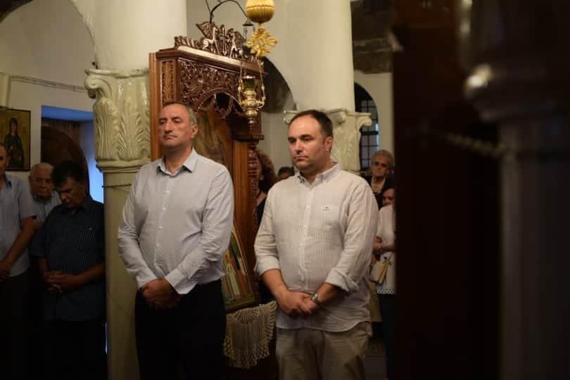 Τύρναβος: Στον πανηγυρικό Εσπερινό στον Προφήτη Ηλία ο Γιάννης Κόκουρας (ΦΩΤΟ)