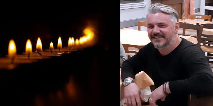 Βόλος: Νεκρός ο 45χρονος Βαγγέλης Καραβασάνης μετά από τραγικό δυστύχημα στον περιφερειακό