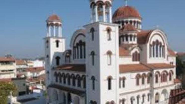 Οι ναοί της Παναγίας στη Λάρισα