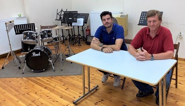 Κώστας Χατζηκωνσταντίνου: Υψηλό επίπεδο εκπαίδευσης παρέχει η Μουσική Σχολή Νίκαιας του Δήμου Κιλελέρ»