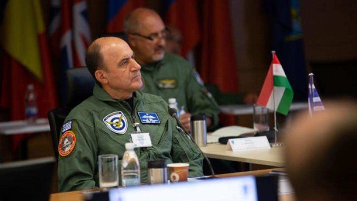 Στο συμπόσιο αρχηγών αεροποριών του ΝΑΤΟ συμμετείχε ο Ελασσονίτης αρχηγός ΓΕΑ αντιπτέραρχος Γ. Μπλιούμης