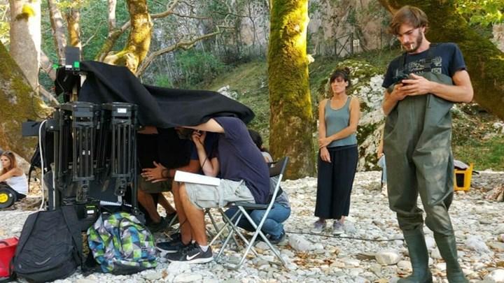 Άγιος Παΐσιος: Η ζωή του γίνεται τηλεοπτική σειρά - Πλούσιο φωτορεπορτάζ από τα γυρίσματα