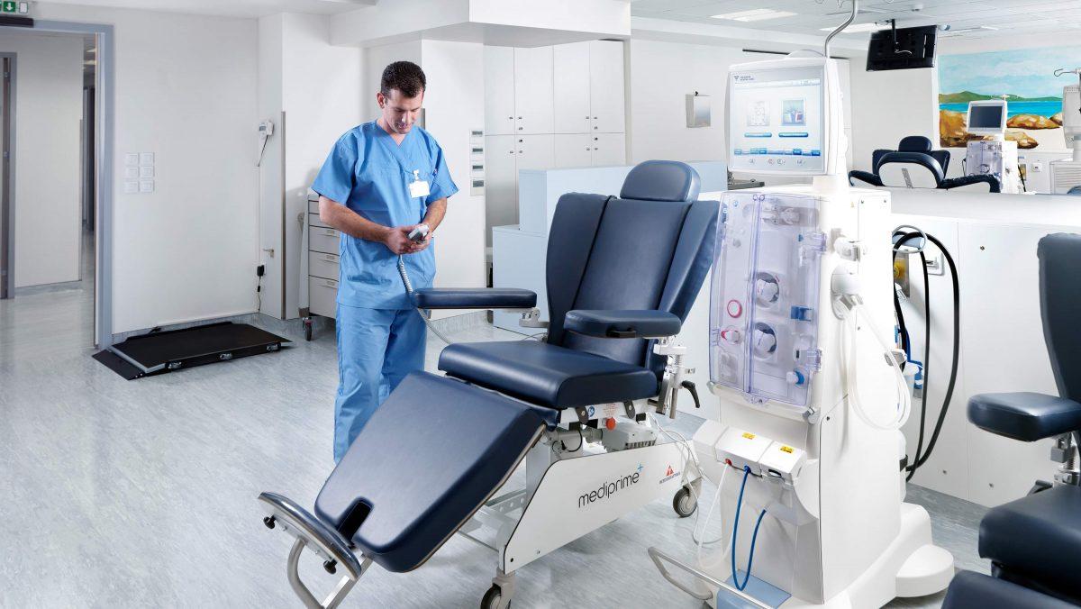 Βόλος: Θετικοί στον Covid -19 ασθενείς της Μονάδας Τεχνητού Νεφρού