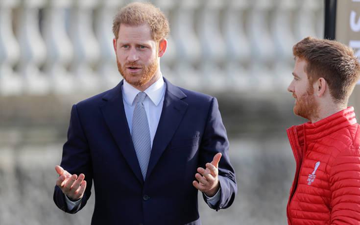 Ο πρίγκιπας Χάρι χαιρετίζει την έρευνα για τη συνέντευξη της πριγκίπισσας Νταϊάνα