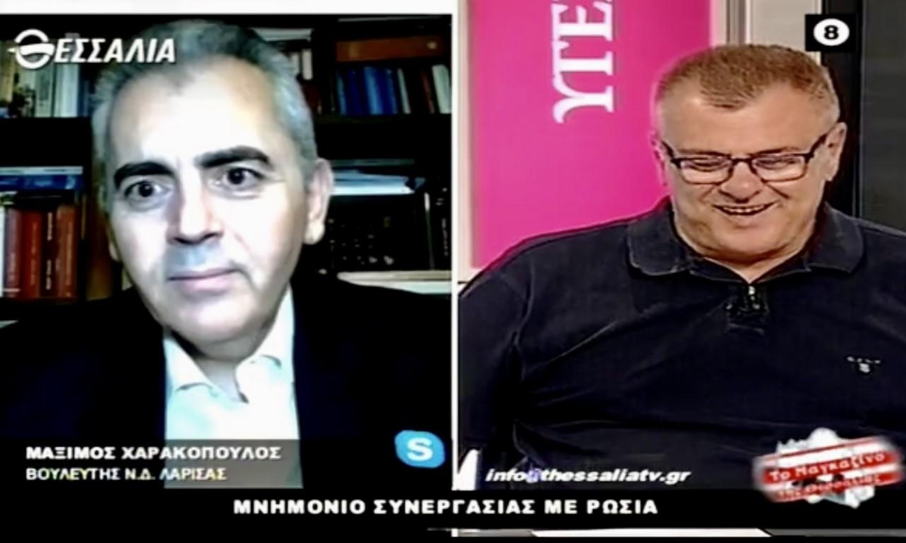 Χαρκόπουλος: Σουρεαλιστική η στάση ΣΥΡΙΖΑ στην ψήφο αποδήμων - Σε παράλυση η αυτοδιοίκηση με απλή αναλογική