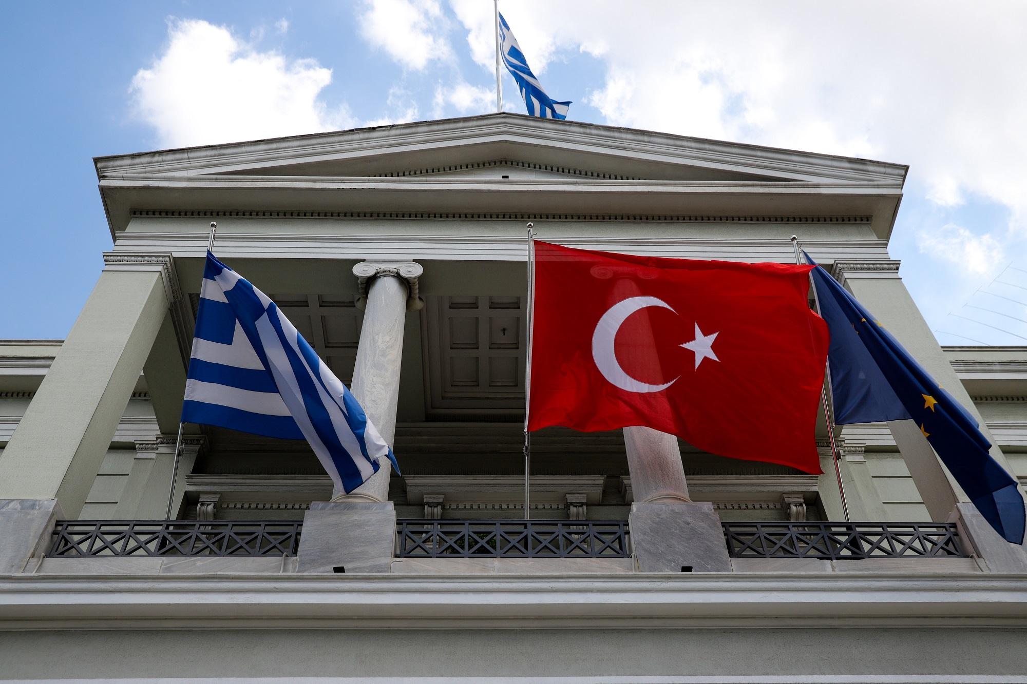 Εβδομάδα διπλωματικής κινητικότητας – Στο προσκήνιο οι σχέσεις ΕΕ & Τουρκίας