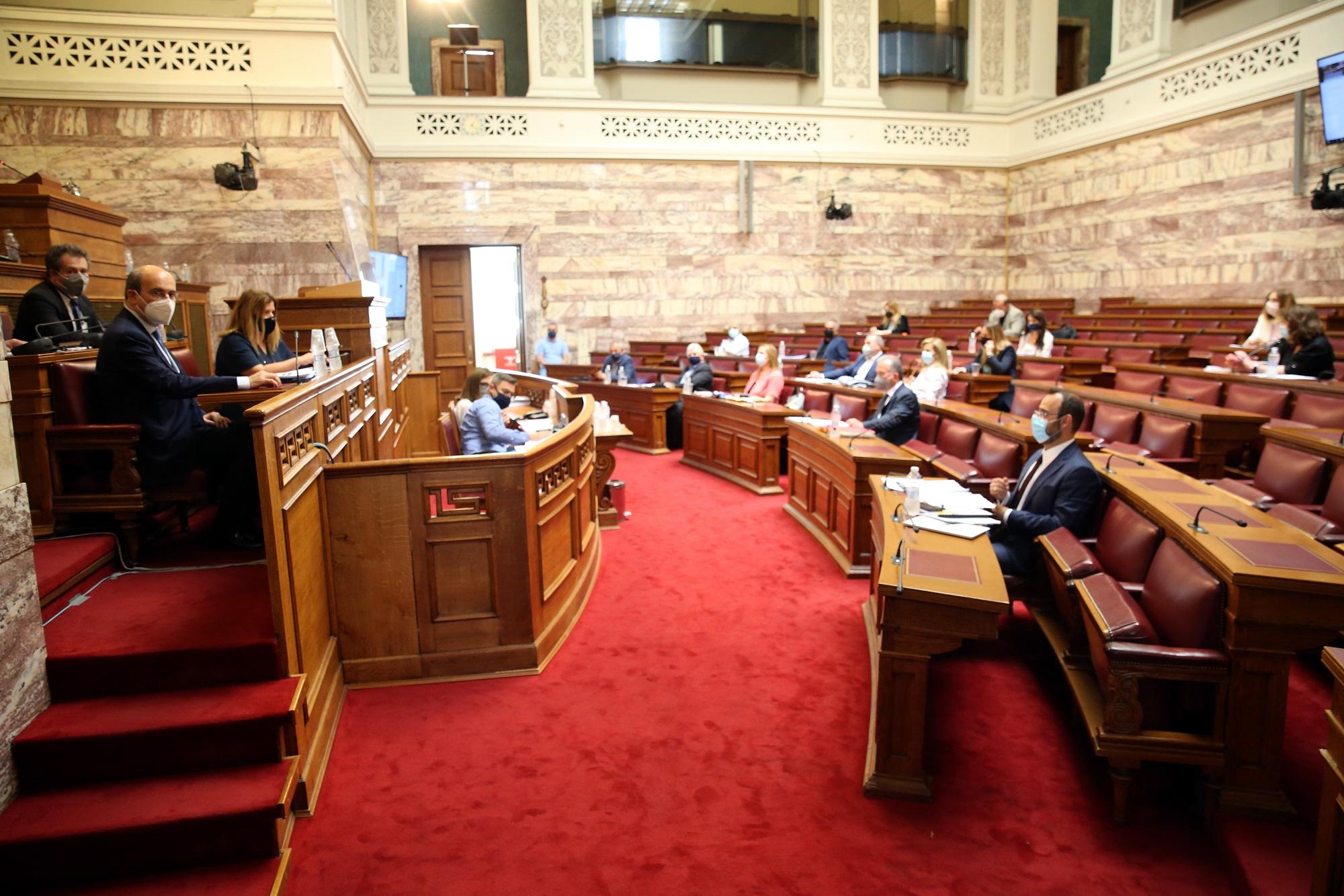 Βουλή: Άρχισε η συζήτηση του εργασιακού νομοσχεδίου στις αρμόδιες επιτροπές