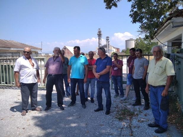 Τευτλοπαραγωγοί ζητούν την επαναλειτουργία της Βιομηχανίας Ζάχαρης στη Λάρισα