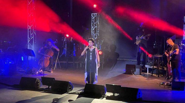 Πρωτοψάλτη – Χατζηγιάννης σε μια μαγική μουσική βραδιά στο Κηποθέατρο Αλκαζάρ! (ΦΩΤΟ)