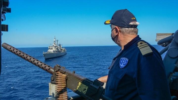 Ενδιάμεσο… πρόβλημα με τις φρεγάτες του Πολεμικού Ναυτικού - Όλο το παρασκήνιο