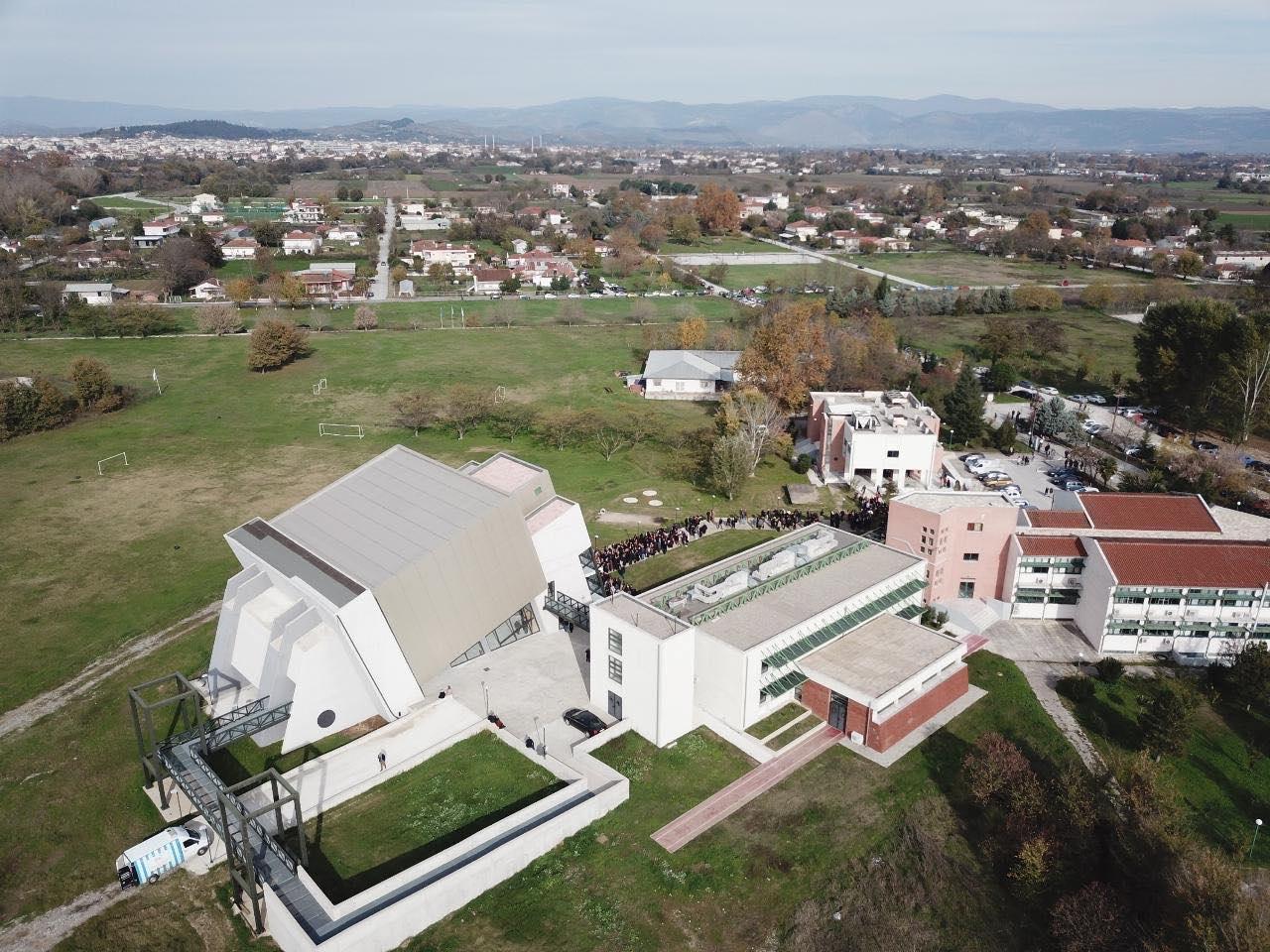 Νέο κτίριο στα ΤΕΦΑΑ με συνεργασία Δήμου Τρικκαίων – Πανεπιστημίου Θεσσαλίας