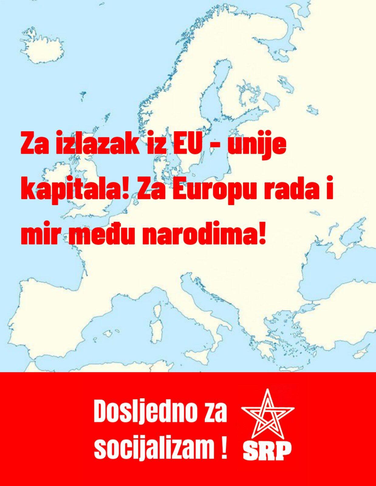 La Croazia al voto. I marxisti-leninisti partecipano col loro programma indipendente