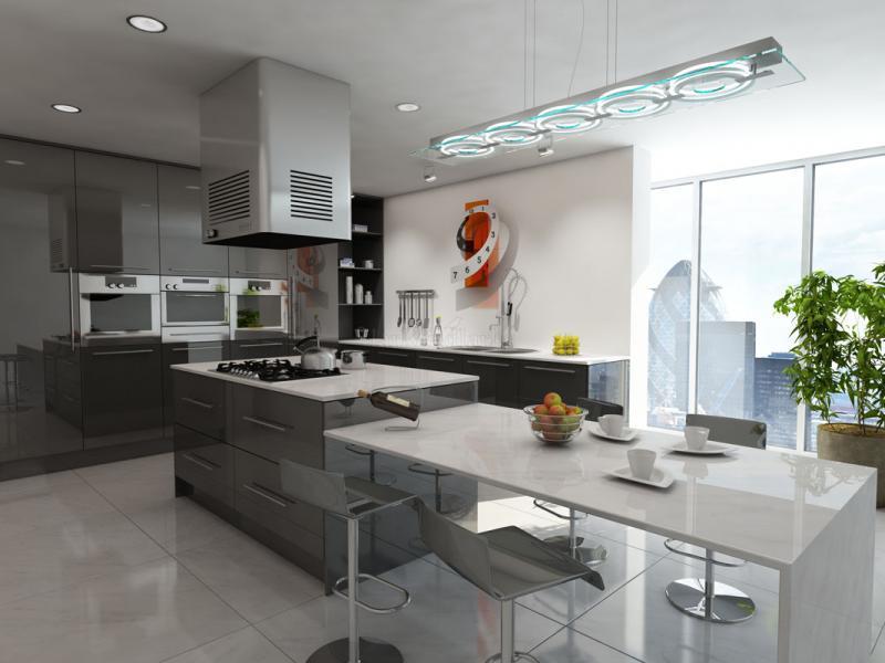Kitchen Wall Units Designs