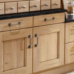 Kitchen Cabinet Faces Cheap Modern Cabinets Replacement Doors Made To Measure Lark Larks Natural Wood