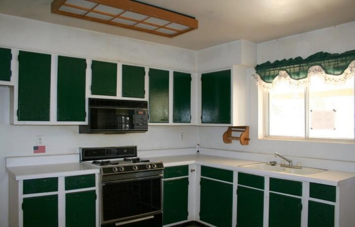 different color kitchen cabinets european designing a two tone what you need to know green and white