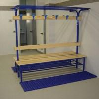 Locker Room Bench | Street Furniture suppliers - Larkin ...